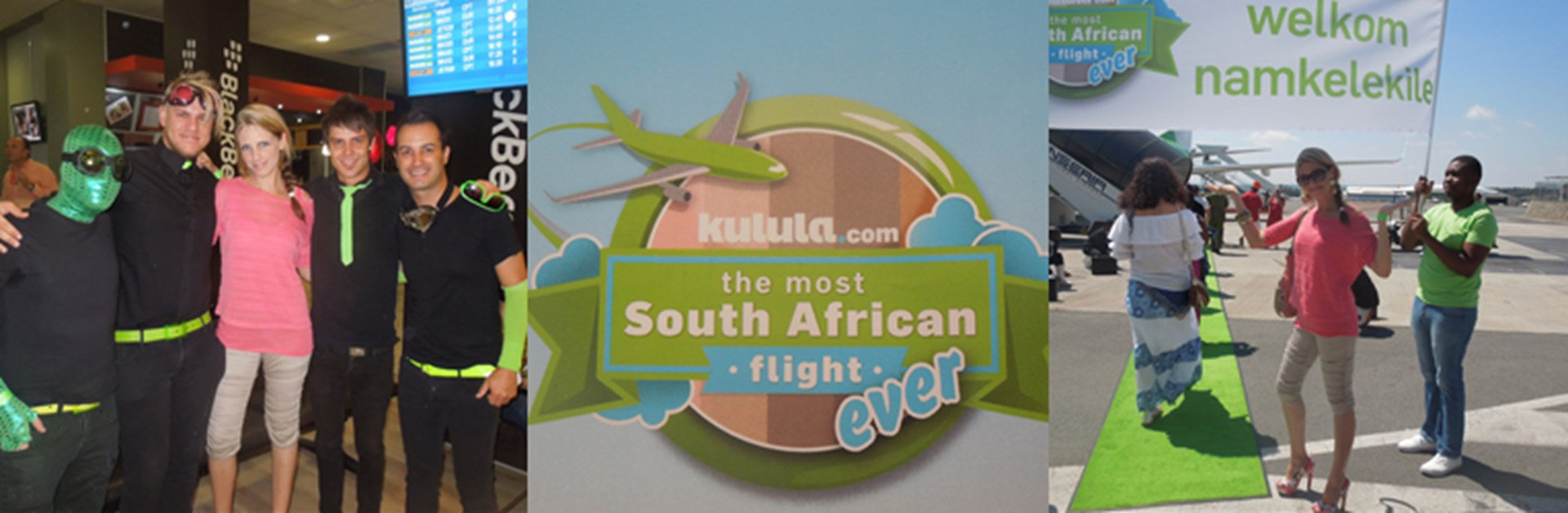 "Little MMI Selected for Kulula's ""Most South African Flight Ever"""