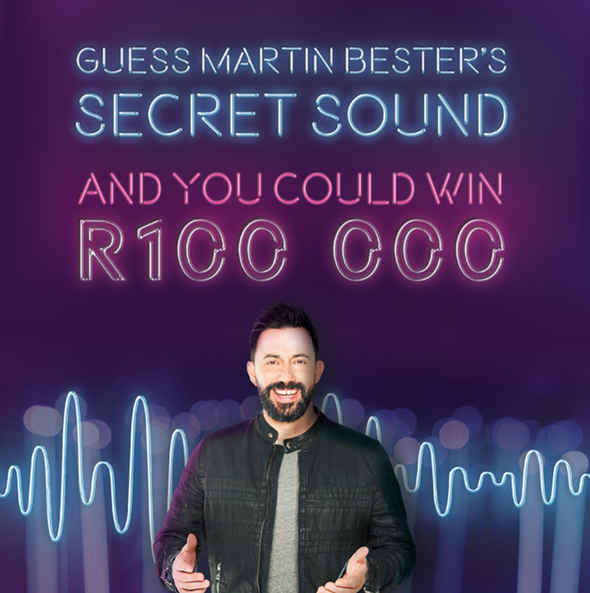 [JAC] Secret Sound Martin Bester March 23