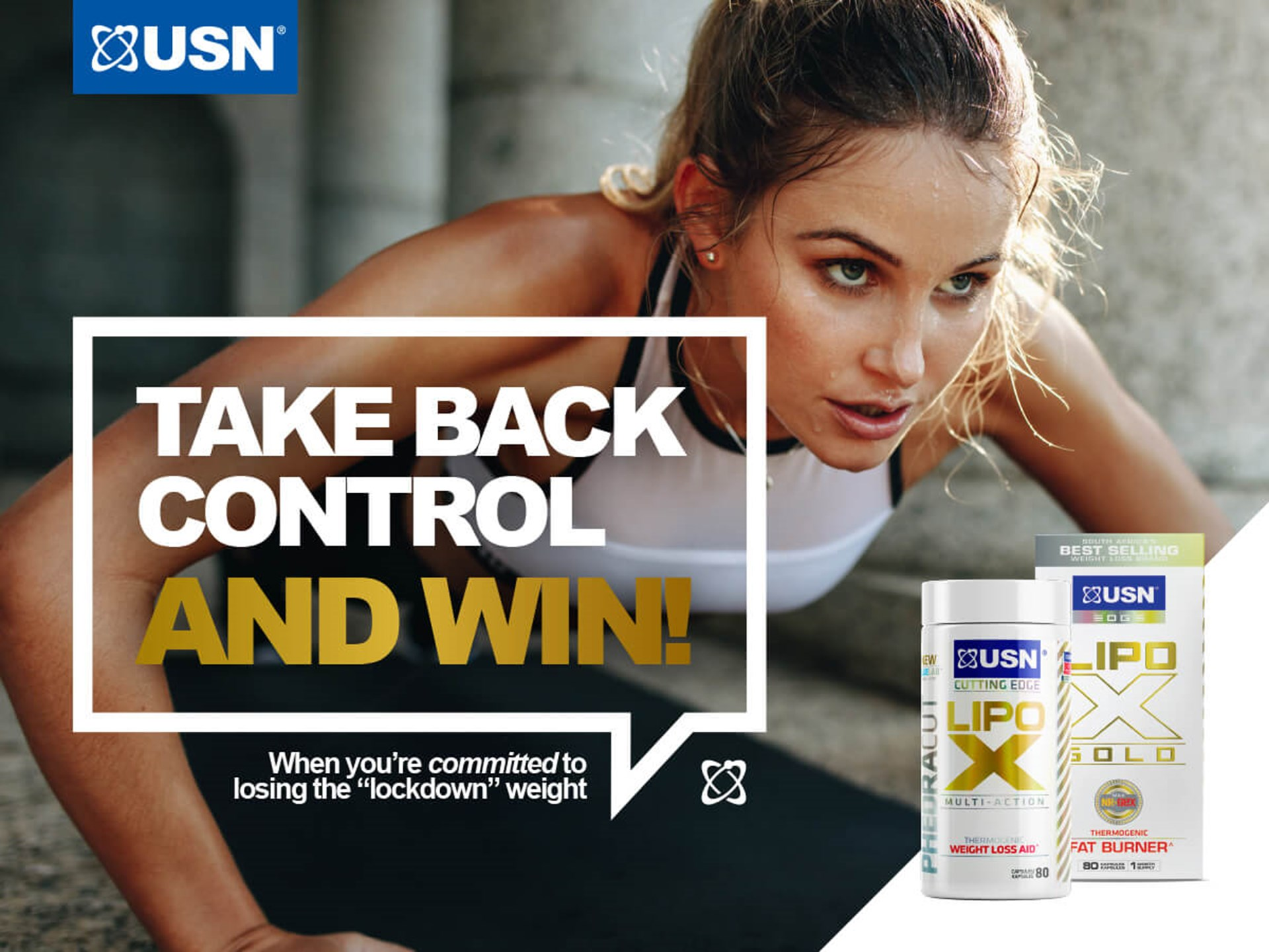 WIN WITH USN AND PHEDRACUT