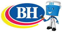 B-H Paints Community Logo