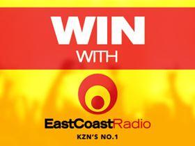 You're always a winner on East Coast Radio